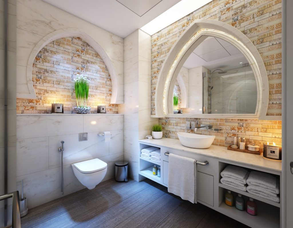 Fotografía inmobiliaria baños fotocity