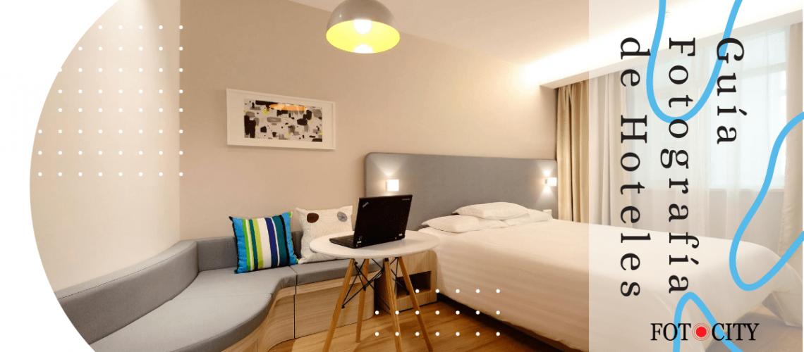 Guía fotografía de hoteles